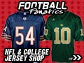 Football jerseys and gifts